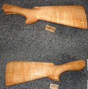 Browning shotgun stocks Browning Citori