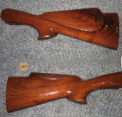 Browning shotgun stocks Browning O/U Old Model