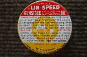 Lin-Speed Gunstock Oil 2 ounce Jar