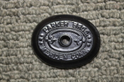 Parker Reproduction Grip Cap