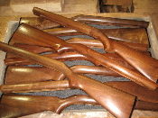 Daisy VL 22 rifle stocks