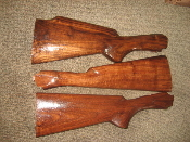Macon Gunstocks Browning Citori stock
