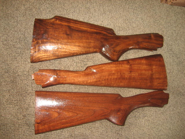 Macon Gunstocks Browning Citori Stock Browning Citori Butt stock